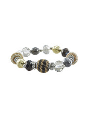 Barcs - B480BR-T/T All-Sorts Stretch Bracelet