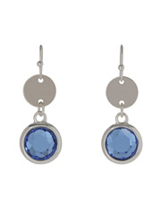 Trent Nathan - TNJHS18ER206 2 Stones Drop Earring