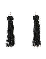 Basque - A69686BA Knot Just Another Tassel Earrings