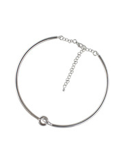 Trent Nathan - Interlocked Loop Collar Necklace