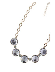 Trent Nathan - 242343 Multi Stone Stations Necklace