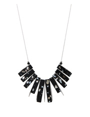 Basque - A64454ba Clean Marble Spike Necklace