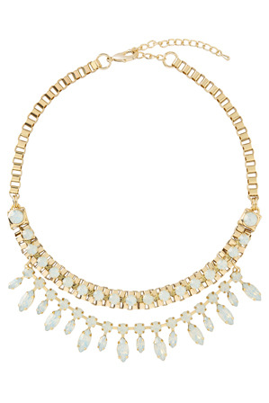 Wayne Cooper - WCGES18NL112G Statement Necklace