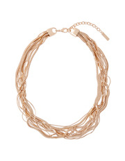 Basque - A69609BA/GOLD Multi Layer Chain Necklace