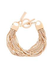 Basque - A69612BA/GOLD Multi Strand Chain Bracelet