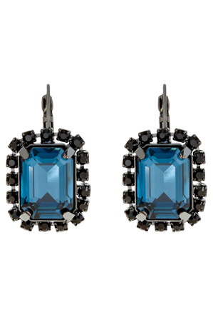 Peter Lang - Cinderella Stone Frenchwire Earring