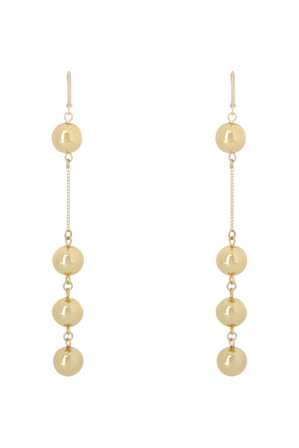 Peter Lang - EA6896 Azzurra II Livadeia Ball drop earrings