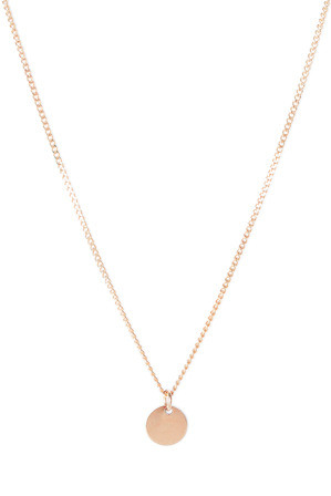 Tesori Bellini - CoinN5 One Love 0.8 Necklace