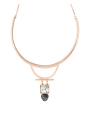Peter Lang - NE10468 Marble Skies Sandstone Necklace