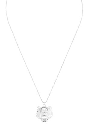 Kenzo - 70293111100046 Structured Tiger Necklace