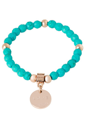 Love From Venus - 6TQRGB9 6mm Bracelet