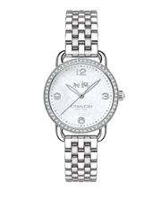 Coach - 14502477 Delancey Watch in Silver