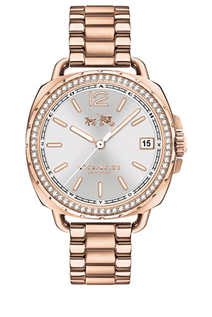 Coach - 14502644 Tatum Watch in Rose Gold