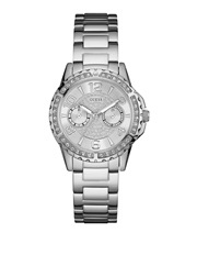 Guess - W0705L1 Silver Watch