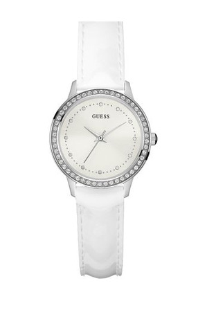 Guess - W0648L5 Chelsea Watch in White