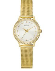W0647L7 Chelsea Gold Mesh Watch