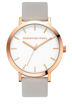 Christian Paul - RW-06 Raw Collection Rose Watch