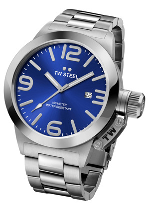 TW Steel - CB11 Canteen Bracelet  Watch