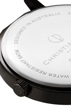 Christian Paul - RWM-01 Raw Collection Watch