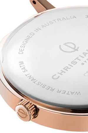 Christian Paul - RWM-02 Raw Collection Watch