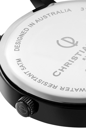 Christian Paul - RWML-01 Raw Collection Watch