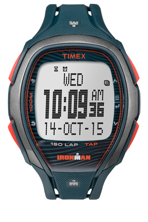 Timex - TW5M09700 Sleek 150 Lap Watch