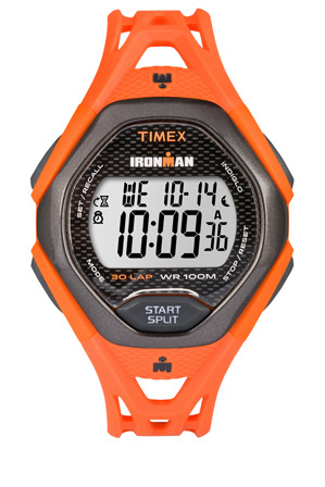 Timex - TW5M10500 Sleek 50 Lap Watch