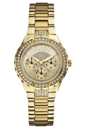Guess - Viva Gold Watch W0111L2