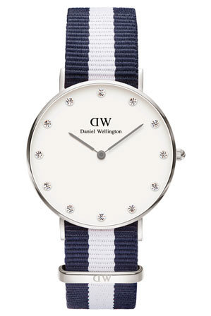 Daniel Wellington - Classy Glasgow 34mm Rose Gold Watch