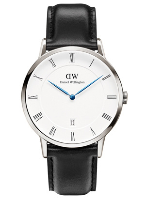 Daniel Wellington - Dapper Sheffield Silver Watch