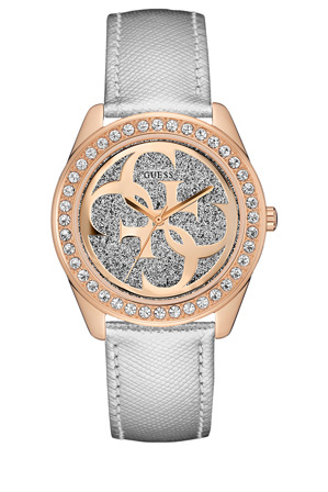 Guess - W0627L9 Watch in Rose Gold