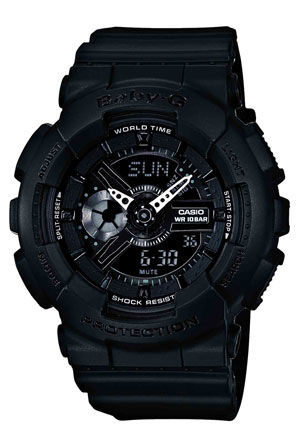 Casio - Baby-G BA110BC-1A Beach Culture Series Watch