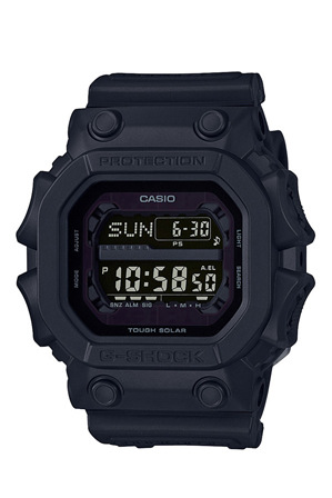 Casio - G-Shock Digital Black Out Basic Series Watch