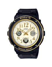 Casio - BGA151EF-1B Baby-G Duo Elegant Series Watch