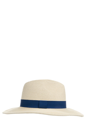 Cozi by Jennifer Hawkins - Blue Band Fedora