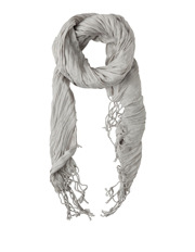 Basque - Crinkle Scarf-Solid