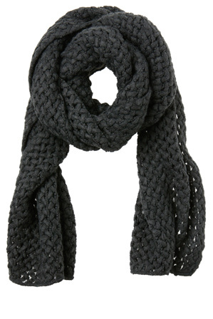 Piper - Winter Knit Scarf