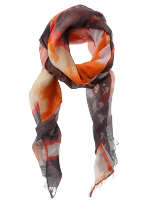 Trent Nathan - Water Colour Printed Scarf