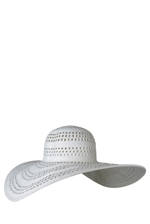 Morgan & Taylor - Large Brim Floppy with Plain & Fancy Braids