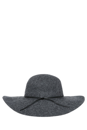 Gregory Ladner - Floppy Hat with PU Trim