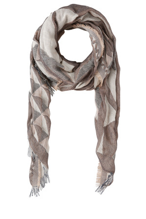 Gregory Ladner - Multi Triangles Scarf