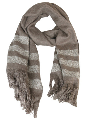 Morgan & Taylor - Stripe Scarf