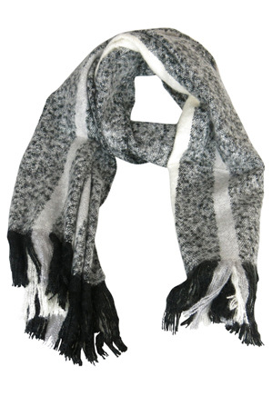 Morgan & Taylor - Check Scarf