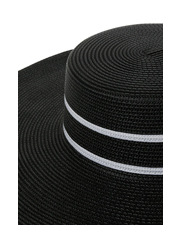 Gregory Ladner - Classic Matador Hat With Contrast Band Trim