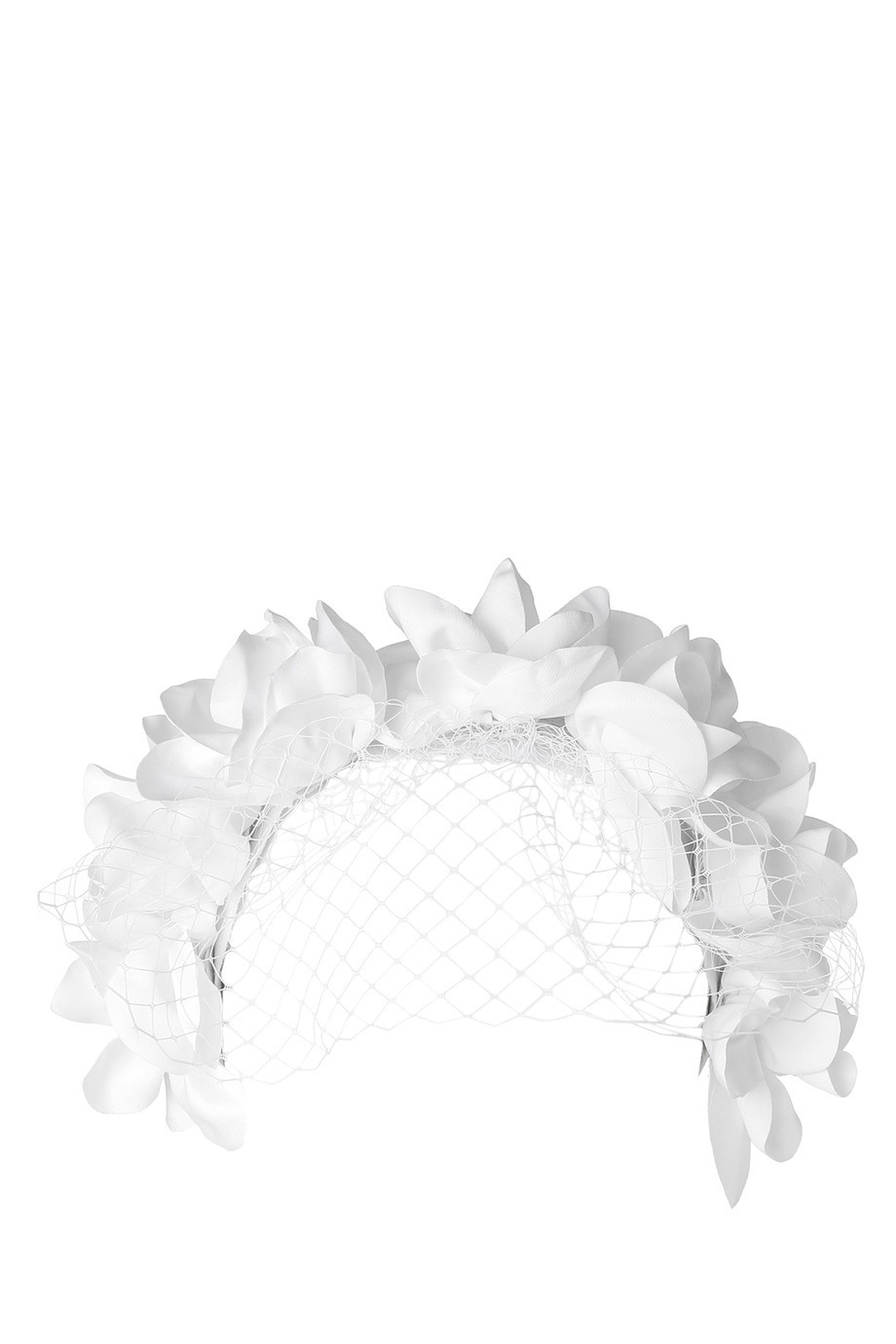 collection | soft flower garland with veiling | myer online
