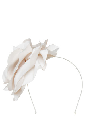 Gregory Ladner - Fabric Flower On Headband