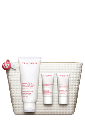 Clarins - Clarins Winter Cocooning Partners Collection