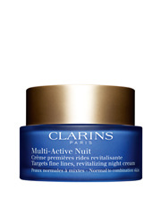 Clarins - Multi-Active Night Cream - Normal to Combination Skin 50ml