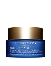 Clarins - Multi-Active Night Cream - Normal to Dry Skin 50ml