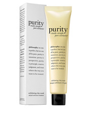 Purity Made Simple Exfoliating Clay Mask